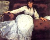 Repose (Study of Berthe Morisot)